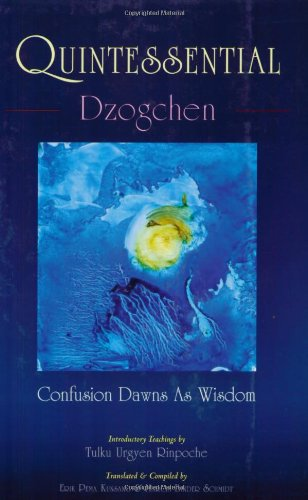 Dzogchen masters, readers learn to access the pure, clear awareness that lies hidden under the constant flow of anxious thoughts.