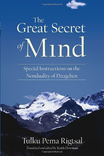 Dzogchen (Great Perfection) goes to the heart of our experience by investigating the relationship between mind and world and uncovering the great secret of mind's luminous nature